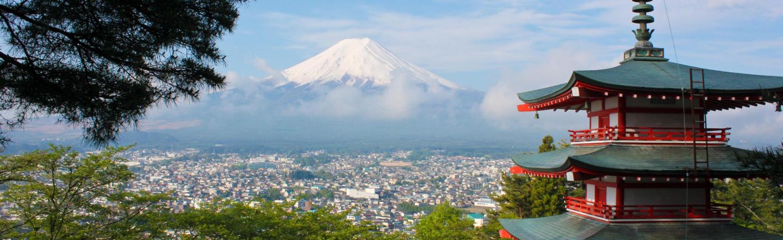 Voyage en Japon