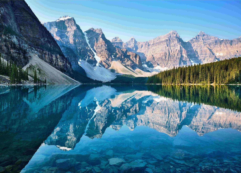 Voyage dans l'Ouest Canadien