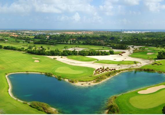 Voyage de golf