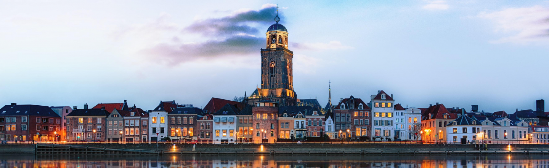 Voyage au Pays-Bas