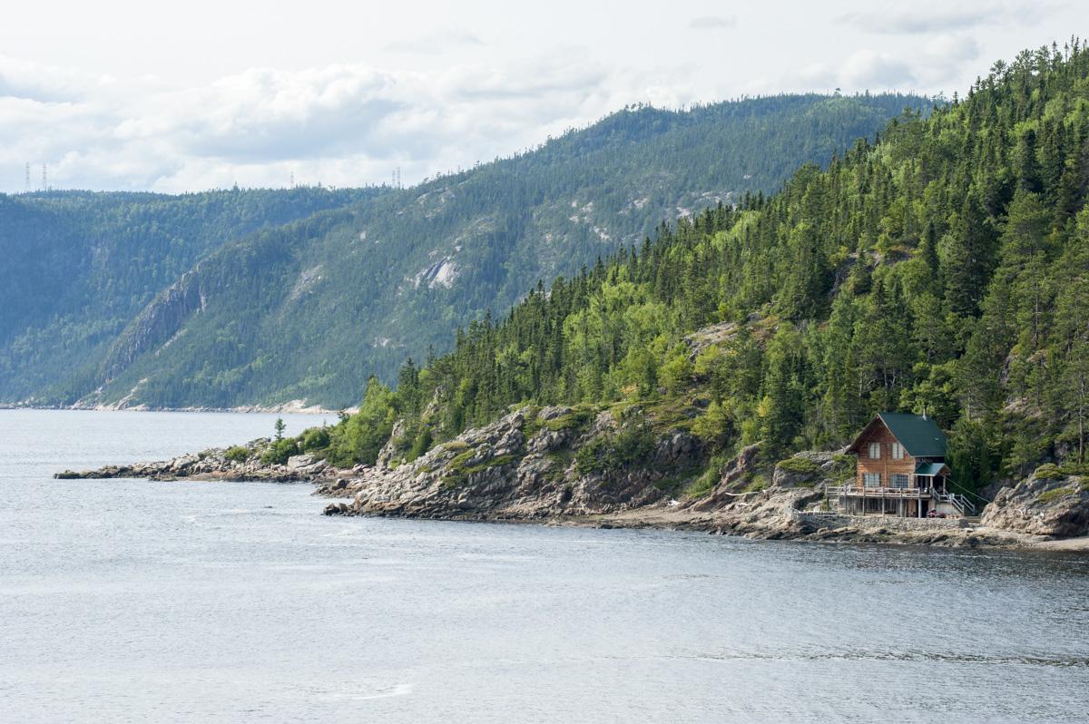 Croisière au Saguenay#