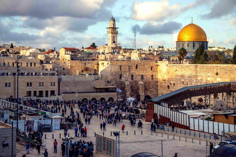 Voyage à Jerusalem