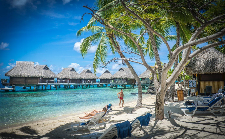 Voyage à Bora Bora