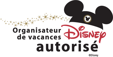 Organisateur de vacances autorisé Disney