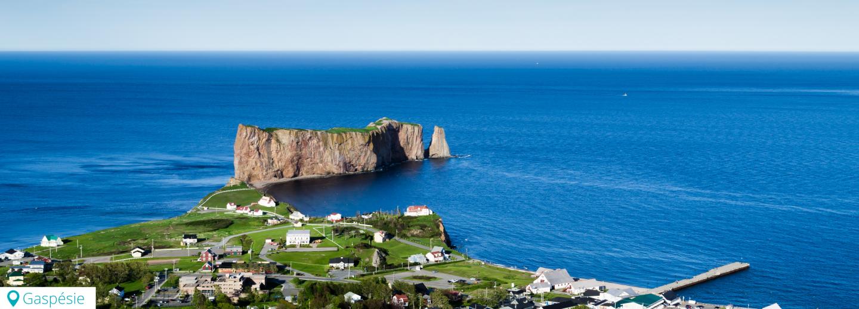 Voyage en Gaspésie